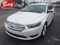 This outstanding example of a 2016 Ford Taurus Limited
