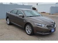 We are excited to offer this 2016 Ford Taurus. CARFAX