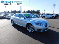 2016 Ford Taurus, LIMITED, NAVIGATION, LEATHER,