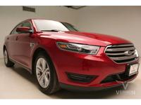 This 2016 Ford Taurus SEL Sedan FWD with only 4,757