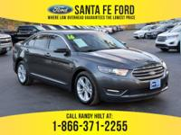 *2016 Ford Taurus SEL *- Large Sedan - 2.0L I4 Ecoboost