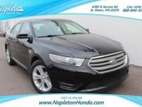 **2016 Ford Taurus SEL**, *BALANCE OF FACTORY WARRANTY,