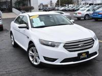 **CERTIFIED**FORD**TAURUS**FWD**SEL**LEATHER**HEATED