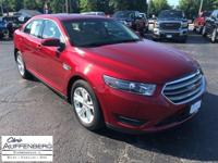 New Price! 2016 Taurus SEL FWD Local Trade, Non-Smoker,