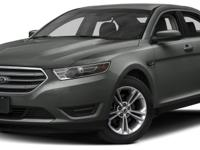 This outstanding example of a 2016 Ford Taurus SEL is