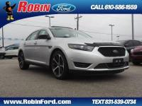 This reliable 2016 Ford Taurus SHO comes with a variety