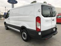 Options:  2016 Ford Transit 150 Lr|1/|V6 3.7 L