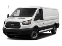 2016 Ford Transit-150 CLEAN CARFAX ONE OWNER,