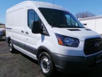 2016 Ford Transit-150 New Price! CARFAX One-Owner.