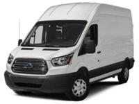 Introducing the 2016 Ford Transit-250! A great vehicle