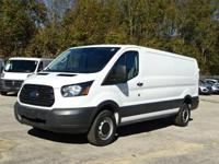 CARFAX One-Owner. 2016 Ford Transit-250 RWD 6-Speed