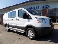 2016 Ford Transit 250 Low Roof Commercial Cargo Van!!