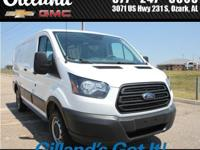 3D Low Roof Cargo Van, 3.7L V6 Ti-VCT 24V, RWD, and