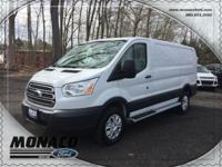 2016 Ford Transit -250 and 3.7L V6 RWD. 3D Low Roof