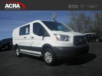 Used Ford Transit Cargo Van, options include: an