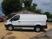 2016 Ford Transit T-250 Work Van  Options:  Remote