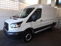 3D Medium Roof Cargo Van and 3.7L V6 Ti-VCT 24V. Wow!