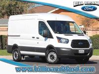 Options:  2016 Ford Transit-250 3D Medium Roof Cargo