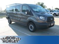 The 2016 Ford Transit is built for getting the job