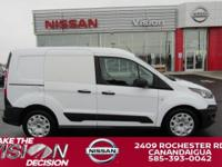 This 2016 Ford Transit Connect XL w/Rear Liftgate has
