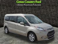 Options:  2016 Ford Transit Connect Titanium|This