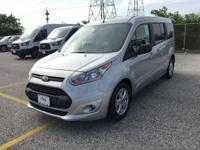 Options:  2016 Ford Transit Connect Xlt|Silver