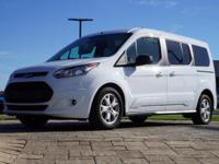2016 Ford Transit Connect XLT in Frozen White, This