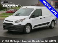 New Price! 2016 Ford Transit Connect CARFAX One-Owner.