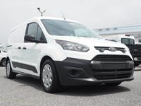 This 2016 Ford Transit Connect Cargo XL is a great