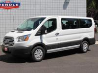 This 2016 Ford Transit Wagon XLT will sell fast! This