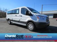 PREMIUM & KEY FEATURES ON THIS 2016 Ford Transit Wagon