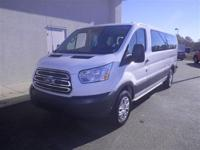 ONE OWNER!! CERTIFIED!! LOW MILES!! 15 Passenger!!
