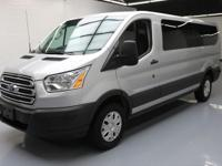 This awesome 2016 Ford Transit comes loaded with the