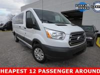 Recent Arrival! 2016 Ford Transit-350 in Oxford White,