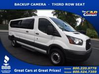 Used 2016 Ford Transit Wagon, DESIRABLE FEATURES: a