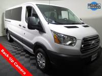 2016 Ford Transit-350 XLT with a 3.5L EcoBoost V6