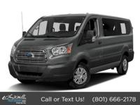 This Ford Transit Wagon delivers a Twin Turbo Regular
