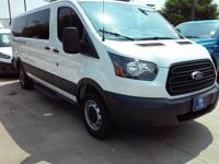 The 2016 Ford Transit is built to get the job done,