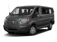 Auto Check 1 Owner, 15 PASSENGER VAN! XLT PACKAGE! ONLY