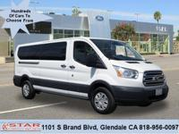 This outstanding example of a 2016 Ford Transit Wagon