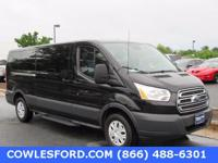 ***15 PASSENGER***, ***XLT TRIM***, ***ONE OWNER***,