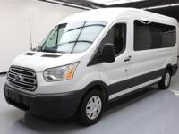 2016 Ford Transit with 3.7L V6 Engine,Cloth