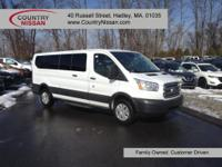 2016 Ford Transit-350 XLT Recent Arrival! CARFAX