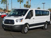 This 2016 Ford Transit Wagon XLT will sell fast -Backup