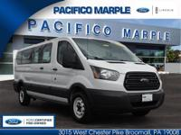 * Ford certified 2016 ford transit 350 low roof 12