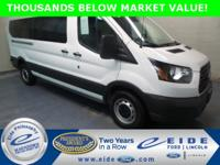 2016 Ford Transit-350 3D Low Roof Wagon XL Highlighted