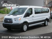 New Price! 2016 Ford Transit-350 CARFAX One-Owner.