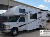 This is a great Motorhome for the person who wants