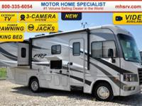 This RV measures approximately 26 feet 10 inches in