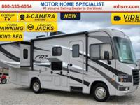 New 2016 Forest River FR3 Model 25DS. Free airport